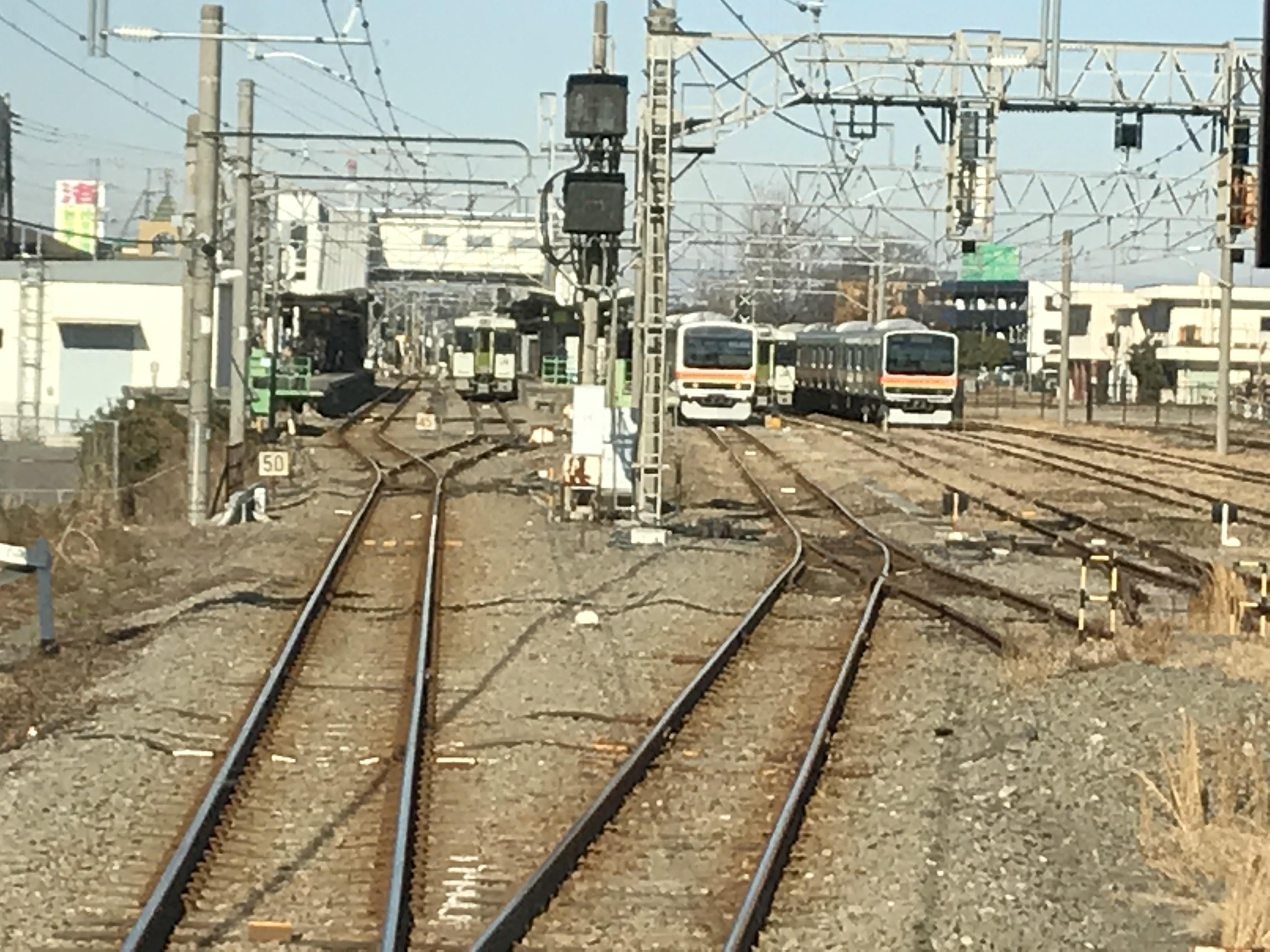関東大回りの旅【編成札が特別仕様に?!運用離脱した209系で川越線を巡る】
