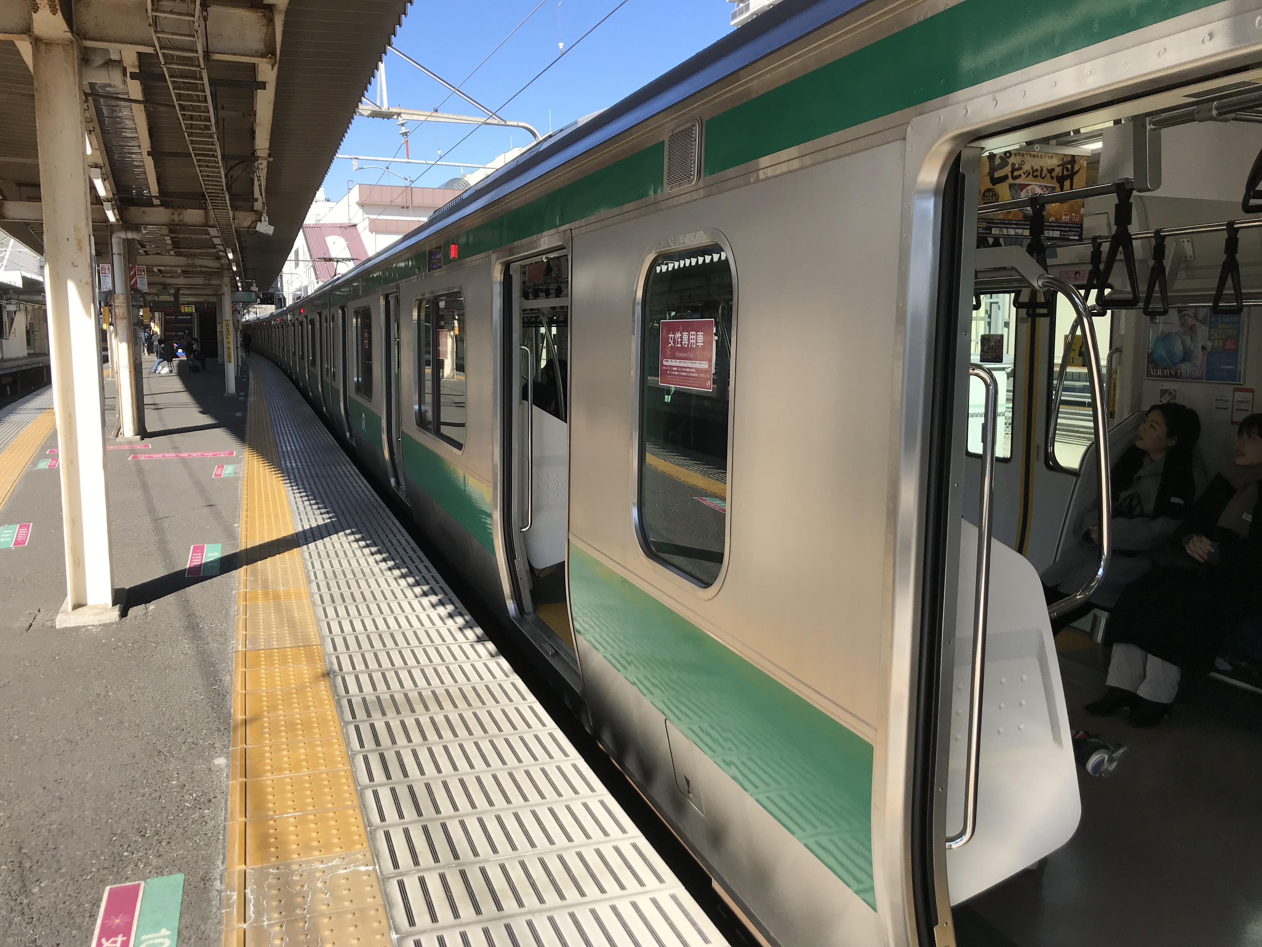 関東大回りの旅【相鉄と直通予定!単線だけど通勤を支える川越線】