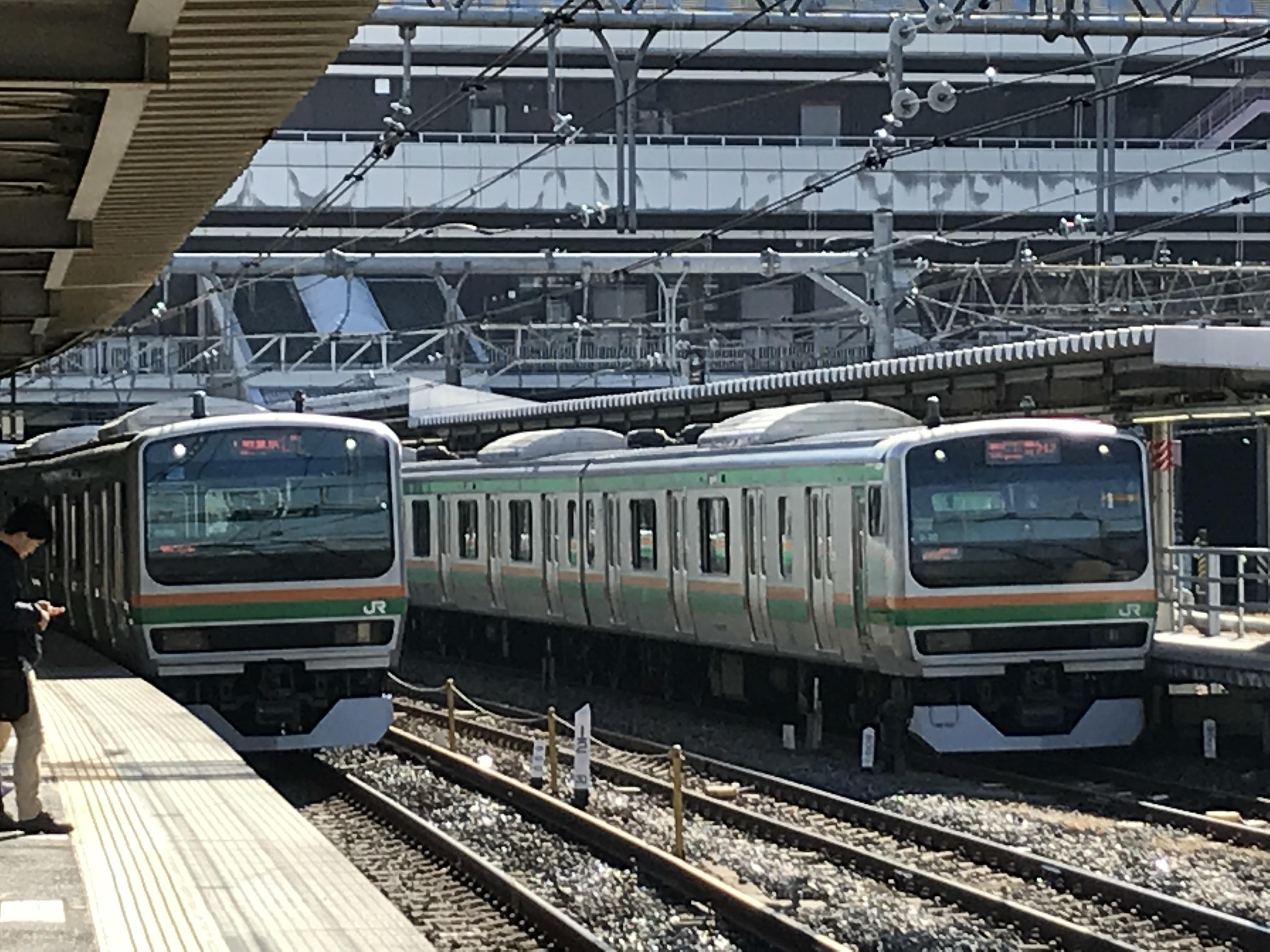 関東大回りの旅【宇都宮線は東武との関係が強い!敵対から協力への歴史】