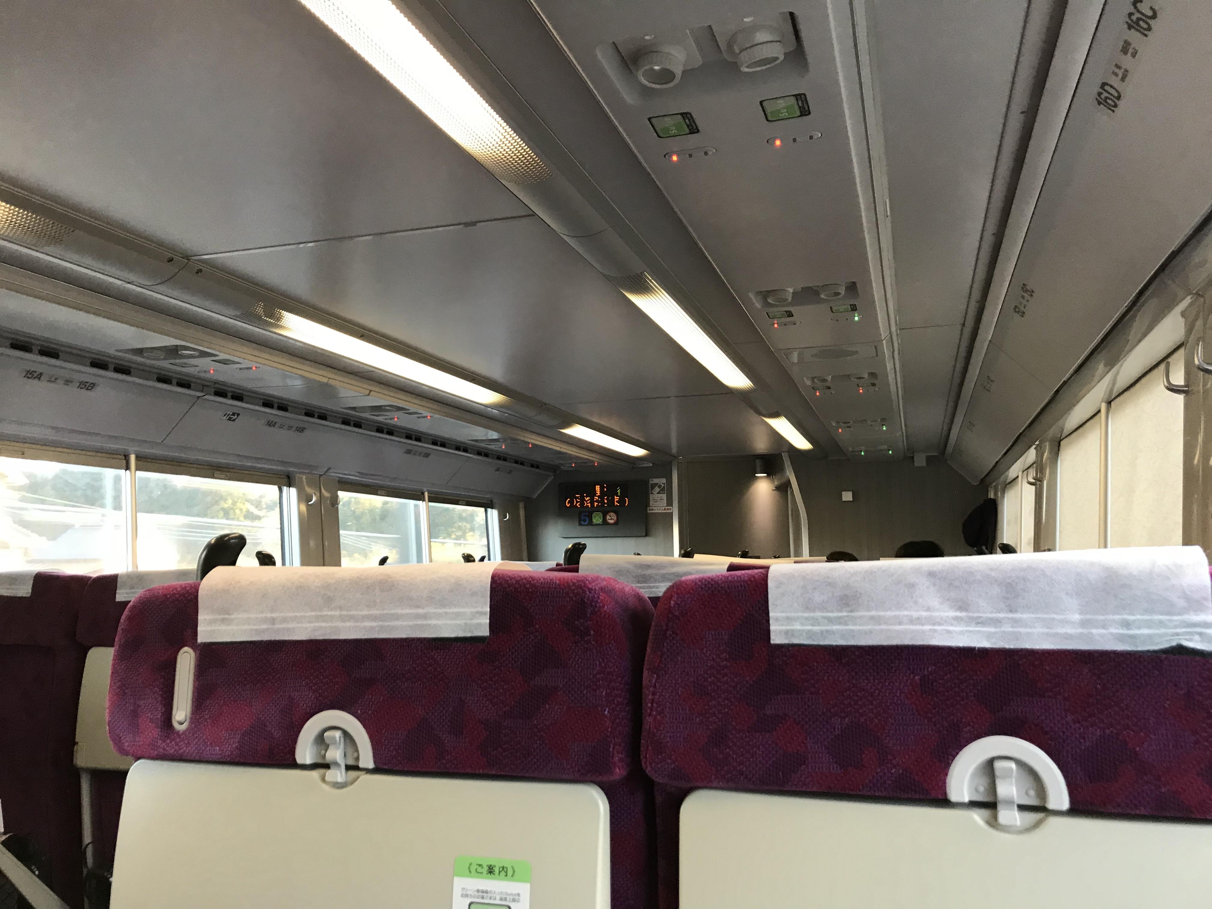 関東大回りの旅【夕日も最高!常磐線グリーン車に乗る!】