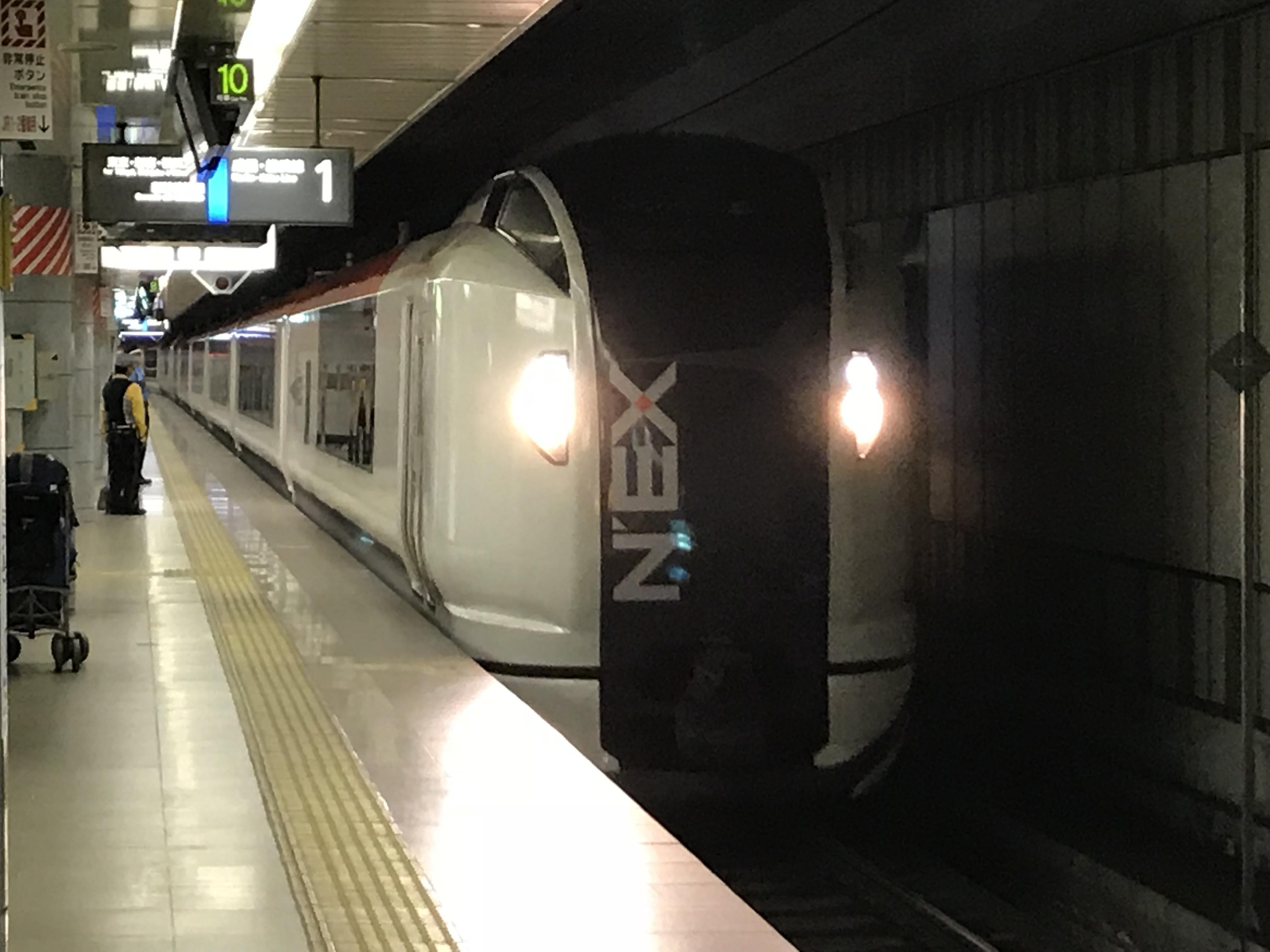 成田空港のアクセス徹底比較!【高い!特急成田エクスプレス乗車記】