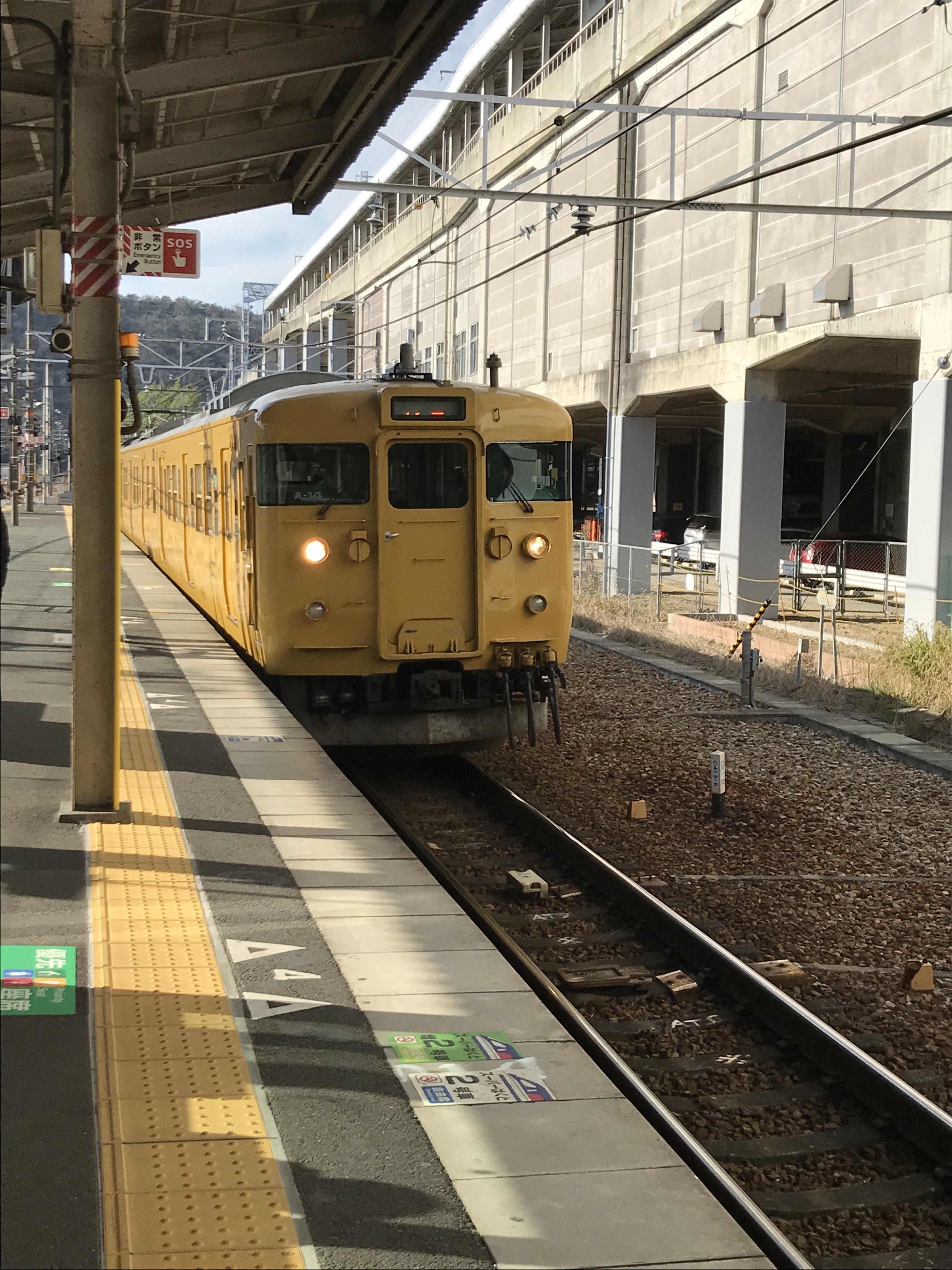 クリスマスツアー【国鉄型車両の車内は超最新?!】