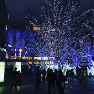 クリスマスツアー【美味しいラーメンに、イルミネーション!博多観光!】