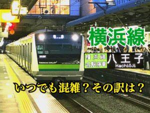 【横浜線】いつでも混んでる?横浜線が混む理由はこれだ!【関東めぐり東京編】