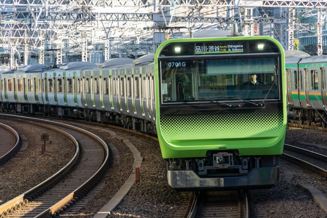 JR East will stop driving on the Yamanote Line and Keihin Tohoku Line on November 16th.