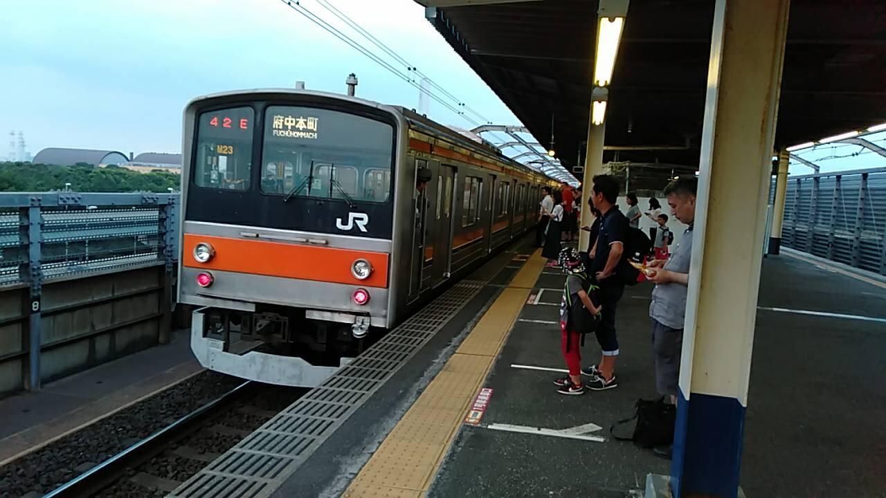 東海道線沿線のそうくんの旅行記千葉代表!京葉線の運用範囲はすごい!ディズニーアクセスだげじゃない!【夏の東日本紀行2019】
