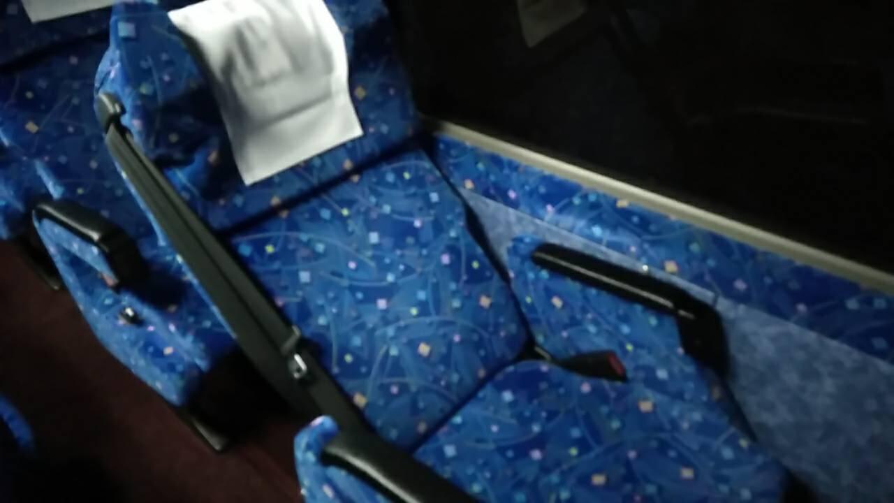 東海道線沿線のそうくんの旅行記高松松山間の高速バスは意外と便利!坊ちゃんエクスプレスに乗ってみよう!【日本周遊の旅】