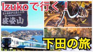 観光型MaaS「Izuko」で行く!伊豆下田の旅!下田観光はMaaSで便利に!観光型MaaSって何?【関東満喫の旅】